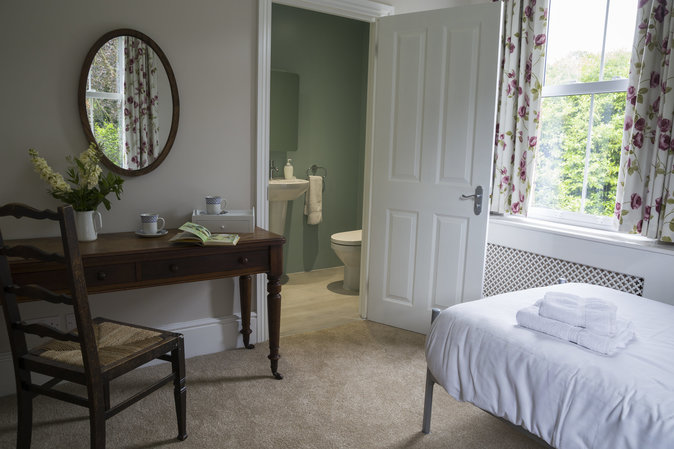 Bed And Breakfast Bookings At Claridge House
