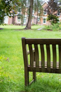 Claridge House Garden Bench